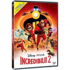 Incredibilii 2 / The Incredibles 2