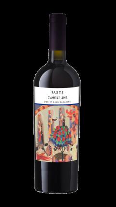 Vin rosu - 7Arts Cvartet, rosu, 2018