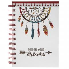 Carnet - Follow your dreams