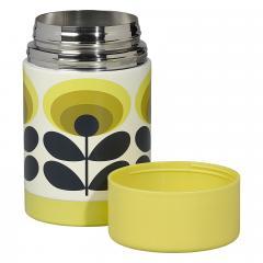 Termos - Orla Kiely Food Flask Yellow