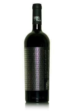 Vin rosu - 1000 de Chipuri / Feteasca Neagra, sec, 2015