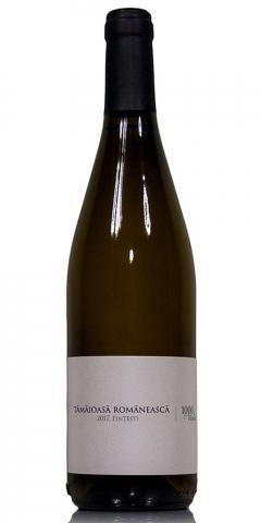 Vin alb - 1000 de Chipuri / Tamaioasa Romaneasca, alb, sec 2017