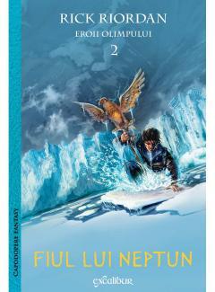 Eroii Olimpului, vol. 2 - Fiul lui Neptun