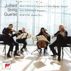 Beethoven, Davidovsky, Bart