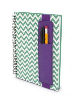 Semn de carte - Bookaroo Pen Pouch Purple