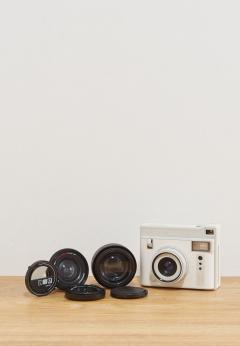 Aparat foto - Lomo Instant Automat Lenses - White