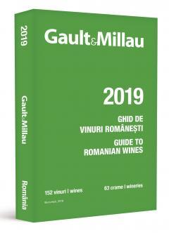 Ghidul Gault&Millau - Ghidul vinurilor romanesti 2019