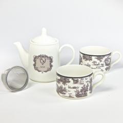 Tea for two - Jagd