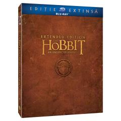 Hobbitul: O calatorie neasteptata - Editie extinsa pe 3 discuri (Blu Ray Disc) / The Hobbit: An Unexpected Journey - Extended Edition