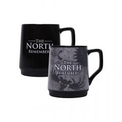 Cana - Game of Thrones - Mug effect thermique, North Remember