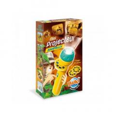 Jucarie educativa BUKI France Mini Projector - Wildlife