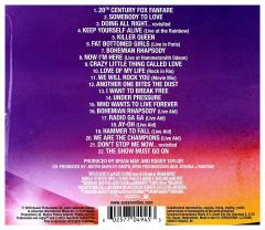 Queen: Bohemian Rhapsody soundtrack
