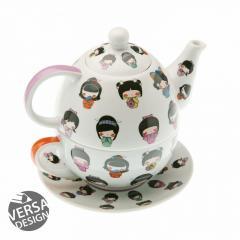 Ceainic tea for one - Kimono