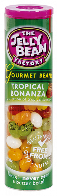 Tub cu bomboane - Jelly Bean Tropical Bonanza