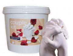 CoupleKit - kit mulaj maini pentru cuplu, 2 maini adulte