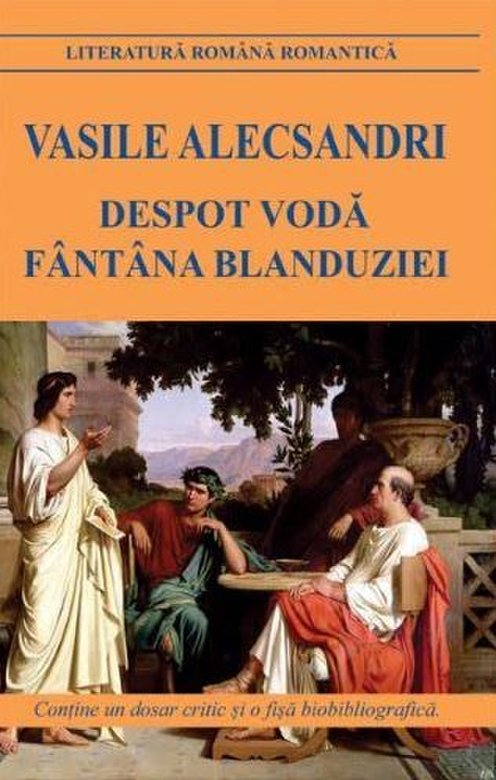 vasile alecsandri fantana blanduziei
