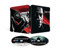 Equalizer 2 (4K Ultra HD + Blu-ray / The Equalizer 2 - UHD 2 discuri ) (Steelbook editie limitata)