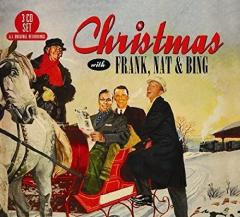 Christmas With Frank, Nat And Bing