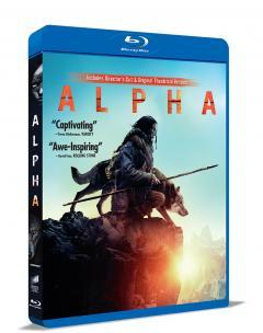 Alpha (Blu Ray Disc) / Alpha
