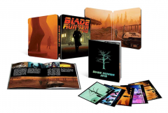 Vanatorul de recompense 2049 / Blade Runner 2049: X-Mas Pack Steelbook Limited Collector's Edition - BLU-RAY 2D + disc bonus + booklet + 5 postcards