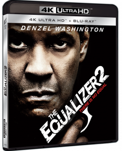 Equalizer 2 (4K Ultra HD + Blu-ray) / The Equalizer 2
