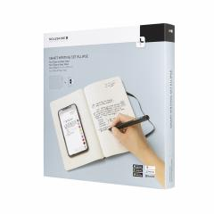 Set pix si paper tablet - Moleskine Smart Writing Set Ellipse