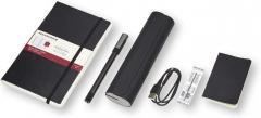 Set pix, penar, paper tablet- Moleskine Smart Writing Set Ellipse and Case