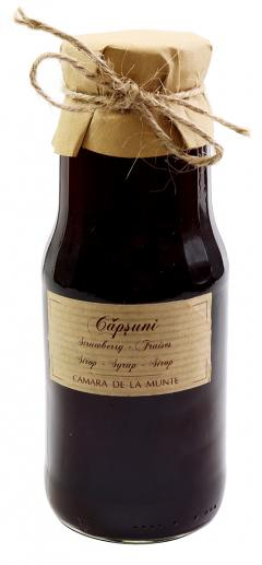 Sirop de capsuni 300 ml