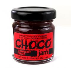 Gem cu capsuni si ciocolata - Choco jam