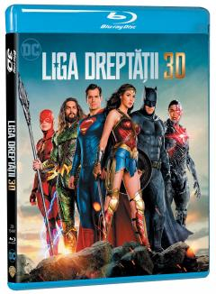 Liga dreptatii 3D (Blu Ray Disc) / Justice League