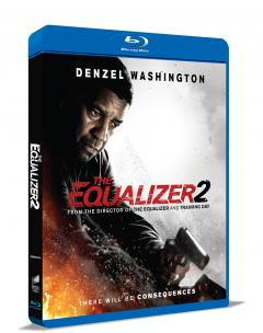 Equalizer 2 (Blu-Ray Disc) / The Equalizer 2