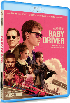 Baby Driver (Blu Ray Disc) / Baby Driver