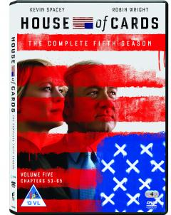 Culisele Puterii - Sezonul 5 / House of Cards Season 5