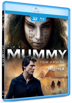 Mumia 2D+3D (Blu Ray Disc) / The Mummy