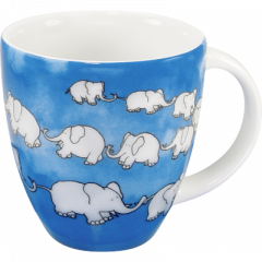 Cana - Elephants Blue