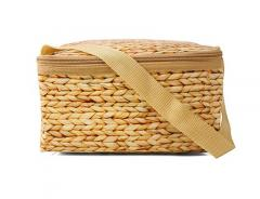 Straw Lunch Box