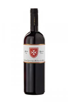 Vin rosu - Merlot Malta Rezerva, 2015, sec