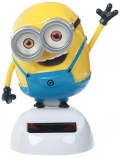 Figurina cu energie solara - Minion Bob