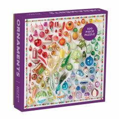 Puzzle - Rainbow Ornaments