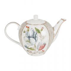 Ceainic - Spring To Life Teapot - Cream