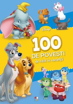 100 de povesti de citit in vacanta