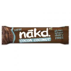 Baton cu cacao si nuca de cocos