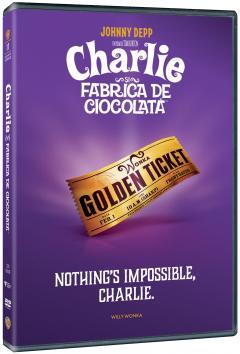 Charlie si fabrica de ciocolata / Charlie and the Chocolate Factory