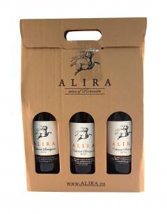 Set 3 vinuri Alira Cabernet Sauvignon