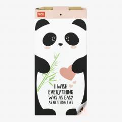 Carnet magnetic - Panda