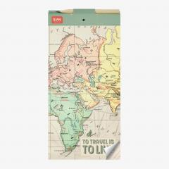 Carnet magnetic - Travel
