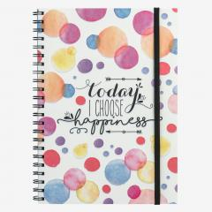 Agenda A4 - Happiness