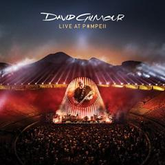 Live At Pompeii Blu Ray Disc Deluxe