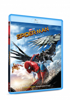 Omul-Paianjen - Intoarcerea acasa (Blu Ray Disc) / Spider-Man - Homecoming
