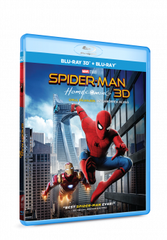 Omul-Paianjen - Intoarcerea acasa 2D+3D (Blu Ray Disc) / Spider-Man - Homecoming